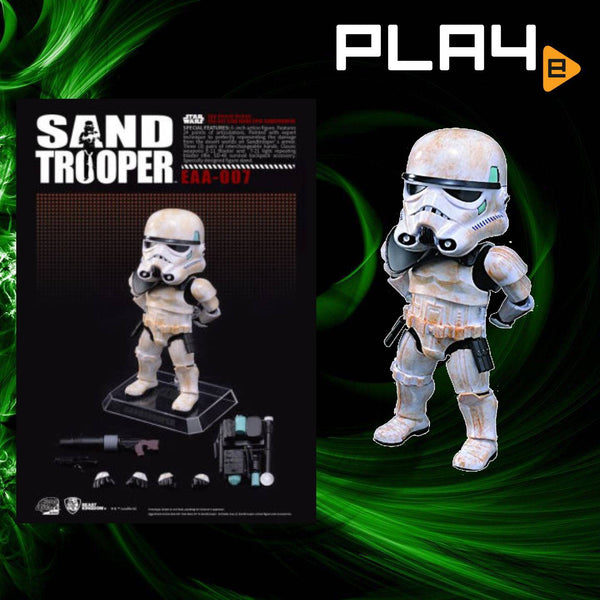 Egg Attack EAA-007 Sandtrooper