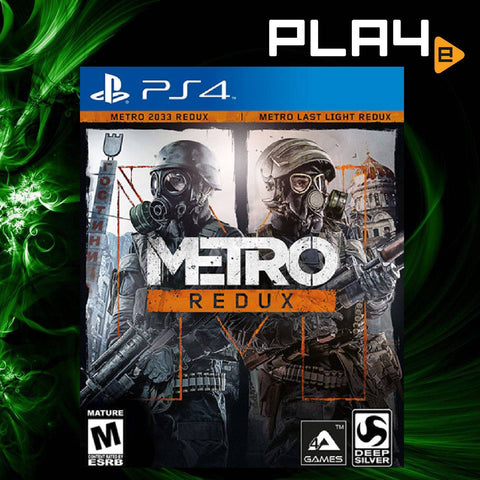PS4 Metro Redux (US)