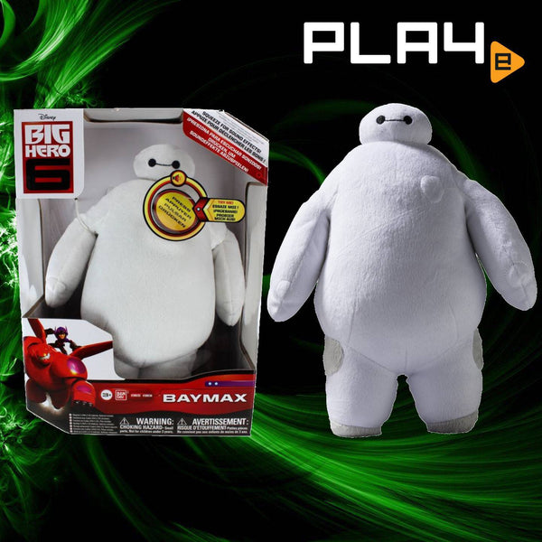 Disney Big Hero 6 Sound Effects Baymax