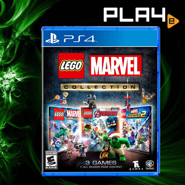 PS4 LEGO Marvel Collection (R1)