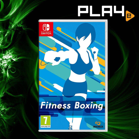 Nintendo Switch Fitness Boxing (EU)