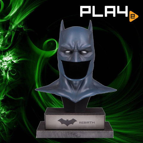 DC Gallery Batman Rebirth 1:2 Scale Cowl Statue