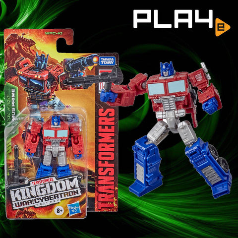 Transformers Generations WFC-K1 Optimus Prime