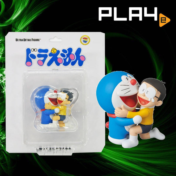 Ultra Detail Figure Doraemon Hug Nobita