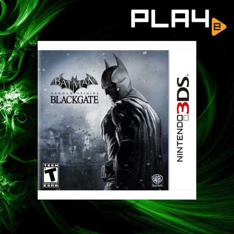 3DS Batman Arkham Origins Blackgate