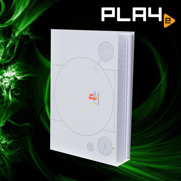 Playstation Console Notebook