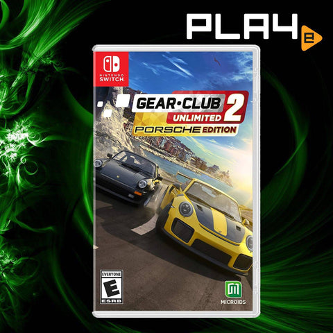 Nintendo Switch Gear.Club Unlimited 2 [Porsche Edition] (US)