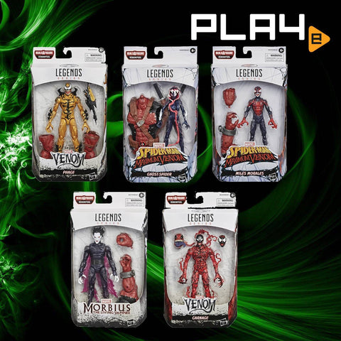 Marvel Legends Build A Figure Venompool (Set of 5)