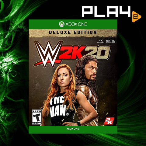 XBox One WWE 2K20 [Deluxe Edition] (Local)
