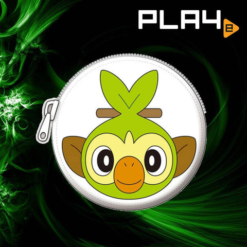 Pokemon Capsule Mini Coin Pouch - Grookey