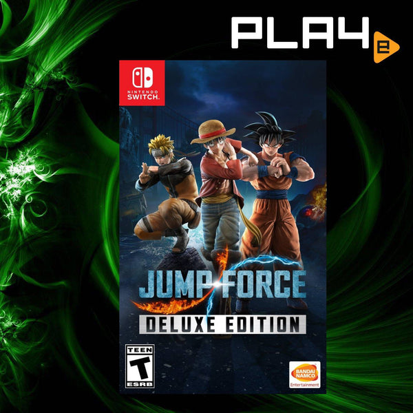 Nintendo Switch Jump Force: Deluxe Edition (US)