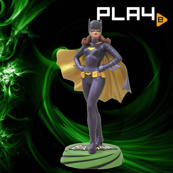 Batman 1966 TV Series Batgirl Premier Statue