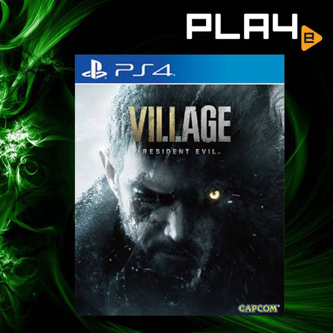 PS4 Resident Evil 8 Village Regular (R3)(PS5)