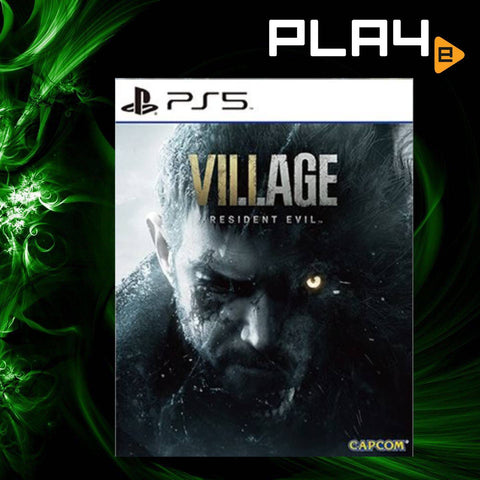 PS5 Resident Evil 8 Village Regular (R3)