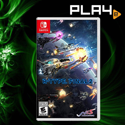 Nintendo Switch R-Type Final 2 [Inaugural Flight Edition] (US)