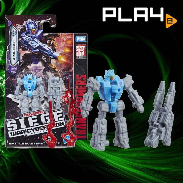 Transformers Siege Battle Masters S17 Aimless