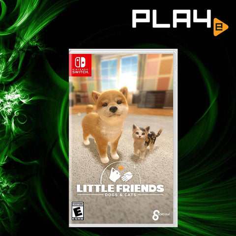 Nintendo Switch Little Friends: Dogs & Cats