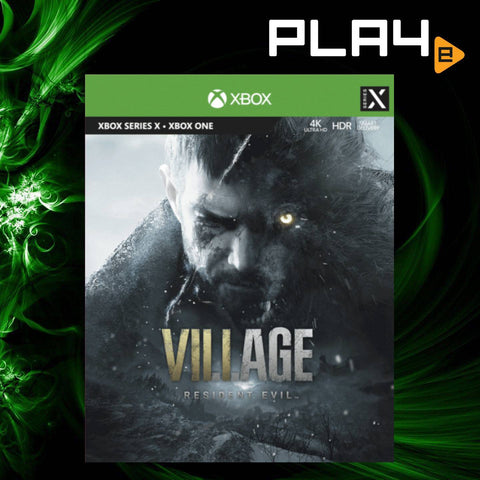 XBox One/ Series X Resident Evil 8 Village Regular (R3)