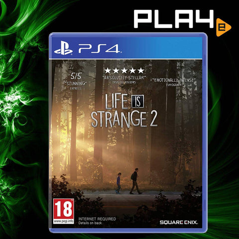 PS4 Life is Strange 2 (EU)