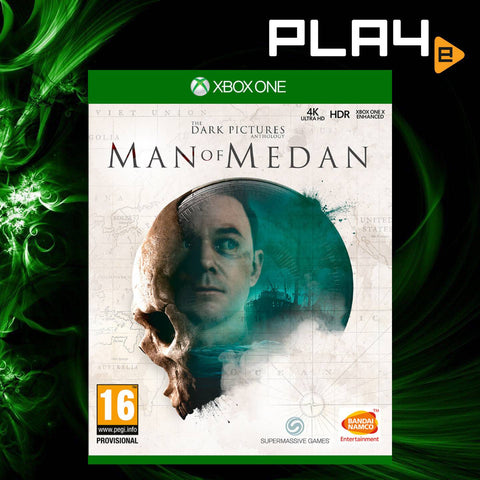 XBox One The Dark Pictures - Man of Medan