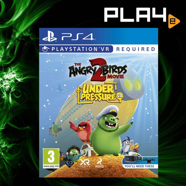PS4 VR The Angry Birds Movie 2: Under Pressure (EU)
