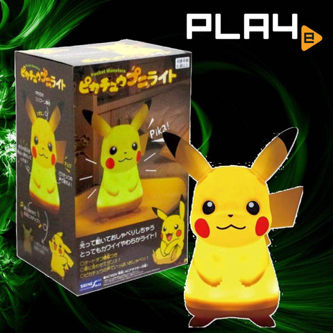 Shines Pocket Monster Pikachu Light + Sound
