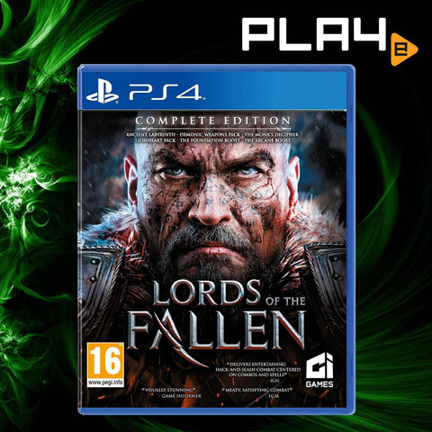 PS4 Lords of the Fallen Complete Edition (R2)