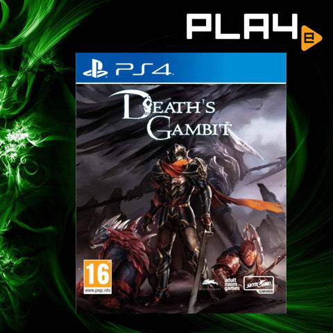 PS4 Death's Gambit (EU)