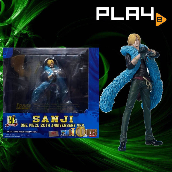 S.H. Figuarts One Piece's 20th Anniversary -  Sanji