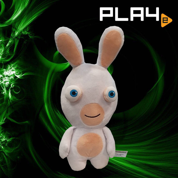Rabbids 15'' Plush - Close Mouth