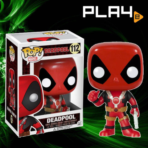 Funko POP! (112) Pointing Deadpool