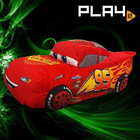 Cars Lightning Mcqueen 14'' Plush