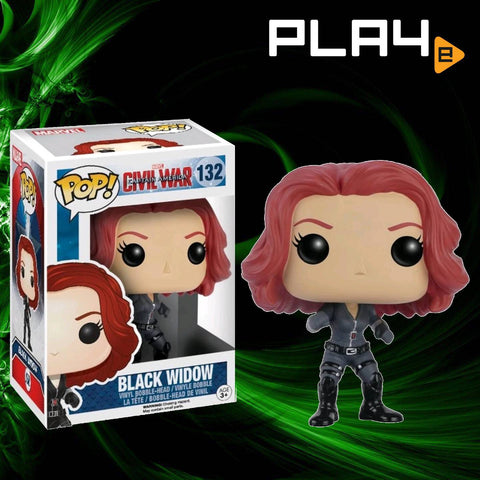 Funko POP! (132) Black Widow