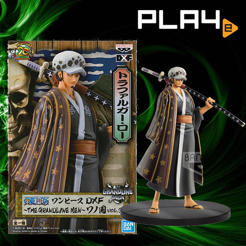 One Piece DXF Grandline Men Wanokuni Vol 3