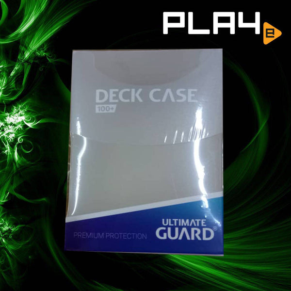 Ultimate Guard: Deck Case 100+ - Transparent