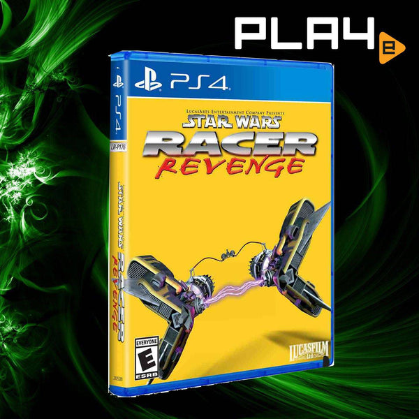 PS4 Star Wars Racer Revenge (R1)