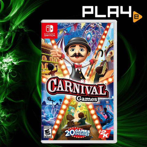 Nintendo Switch Carnival Games (US)