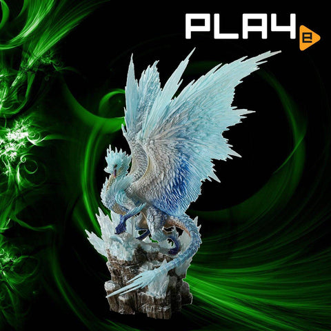 Capcom Monster Hunter World Iceborne Statue