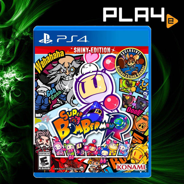 PS4 Super Bomberman R [Shiny Edition] (R1)