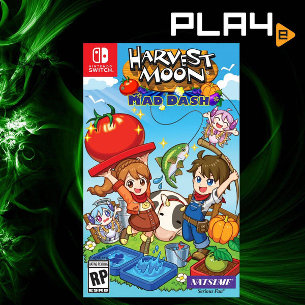 Nintendo Switch Harvest Moon: Mad Dash (Local)