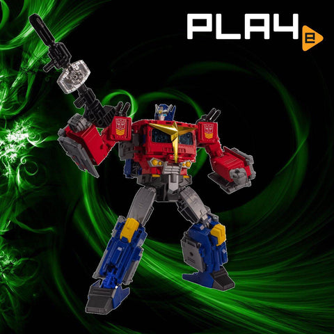 Transformers Generation Selects Star Convoy