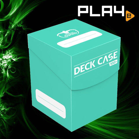Ultimate Guard: Deck Case 100+ - Turquiose