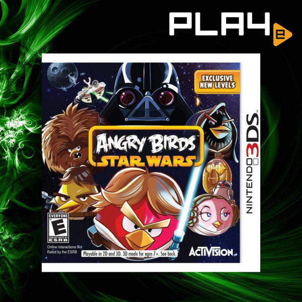 3DS Angry Birds Star Wars (English)