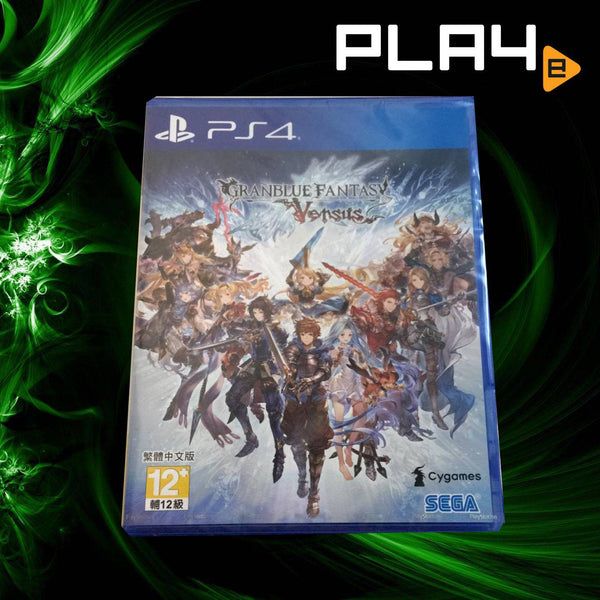 PS4 Granblue Fantasy Versus Regular (R3)