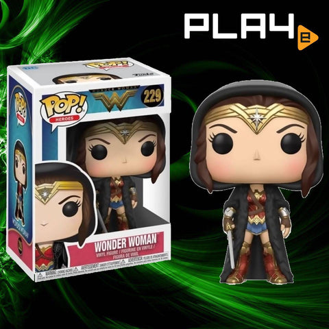 Funko POP! (229) Wonder Woman