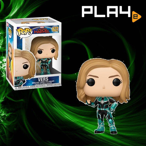Funko POP! Captain Marvel Vers (427)