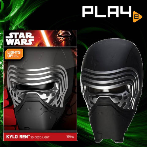 Star Wars 3D Deco Light - Kylo Ren