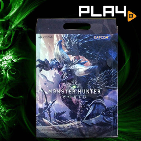 Monster Hunter World File