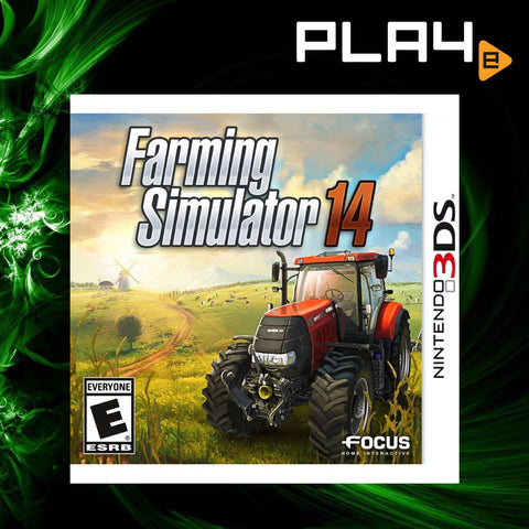 3DS Farming Simulator 14