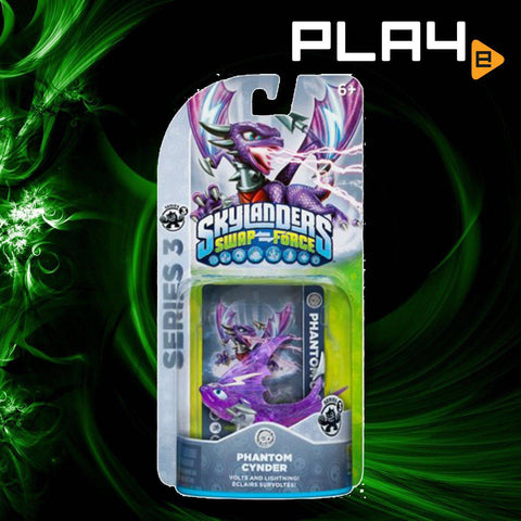 Skylanders Swap Force Single - Phantom Cynder